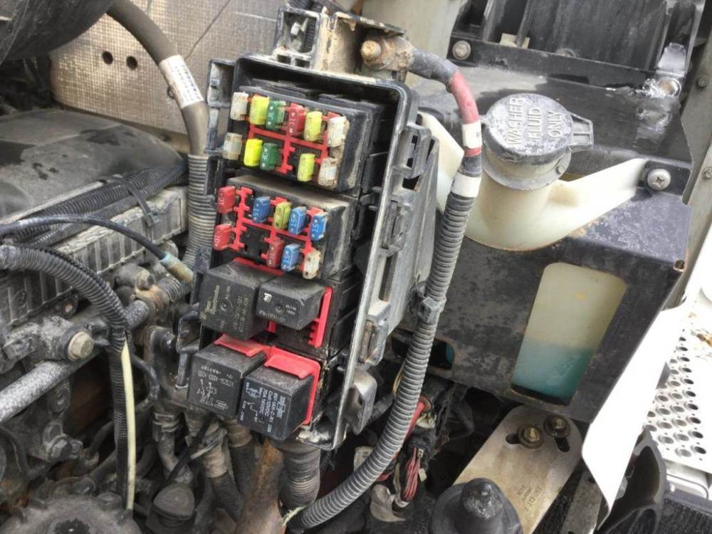 medium resolution of kenworth fuse box