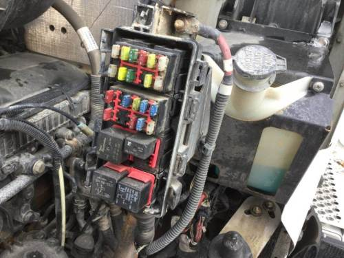 small resolution of kenworth fuse box