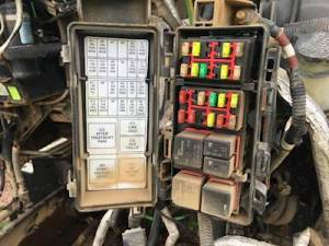 2011 Kenworth Fuse Box  Detailed Schematic Diagrams
