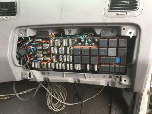 small resolution of 1999 sterling l7501 fuse box for sale spencer ia 24552751 rh mylittlesalesman com 2000 ford ranger