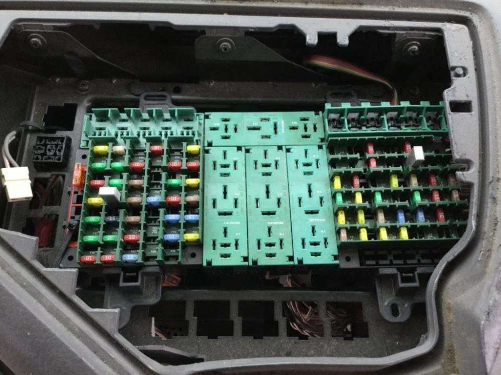 medium resolution of fuse box in volvo truck wiring diagram for you 1987 chevy fuse box diagram fuse box in volvo truck