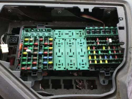small resolution of fuse box in volvo truck wiring diagram for you 1987 chevy fuse box diagram fuse box in volvo truck