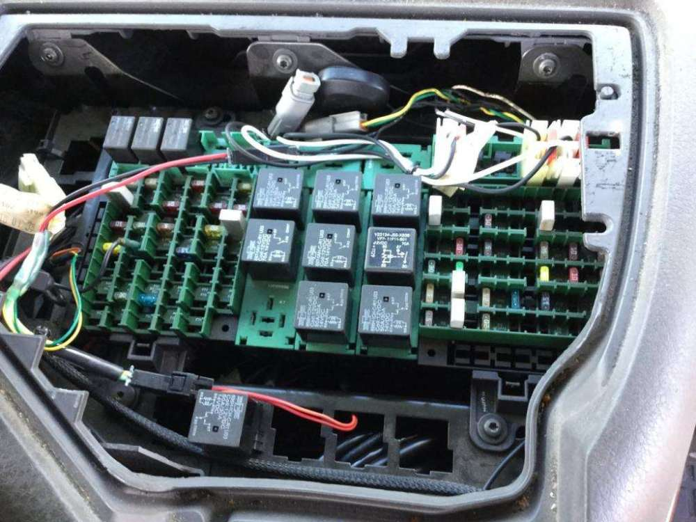 medium resolution of 1999 volvo vnl fuse box wiring diagram article 2016 volvo vnl fuse box diagram volvo fuse