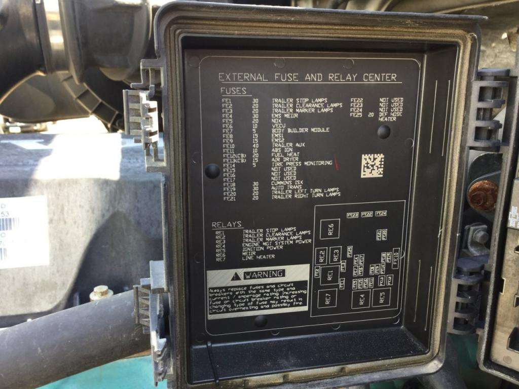 2007 volvo 670 fuse box 2004 volvo tractor fuse box wiring diagram  2004 volvo tractor fuse box wiring