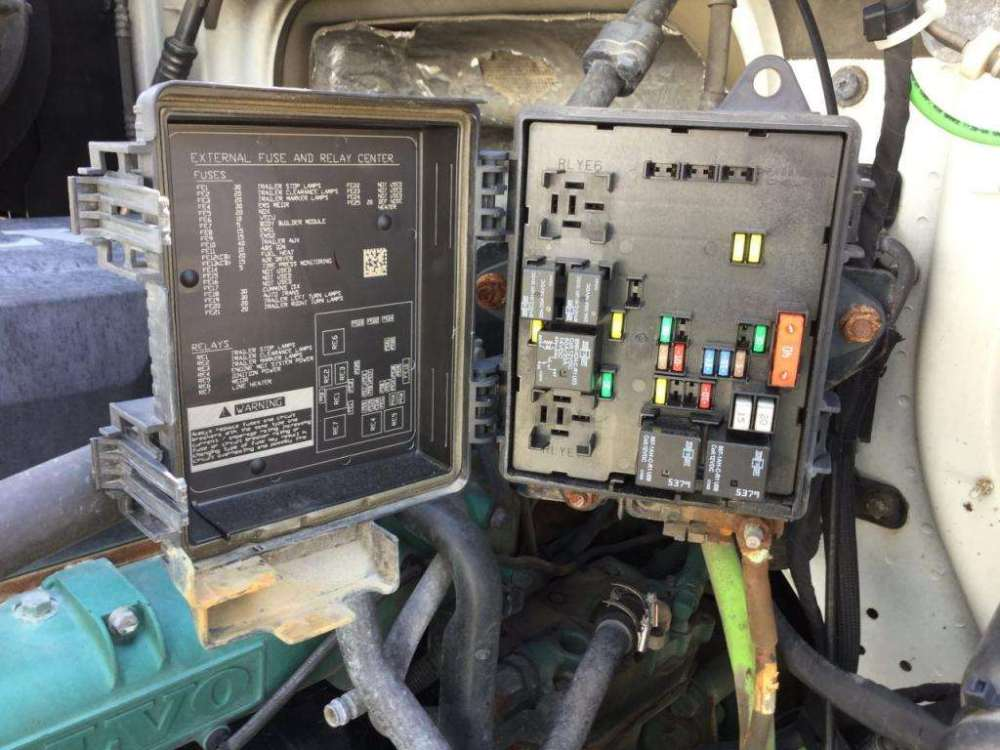 medium resolution of volvo fuse box
