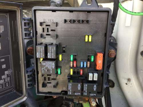 small resolution of volvo truck fuse box wiring diagram technicals 2013 volvo truck fuse box location volvo truck fuse box location