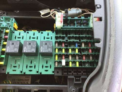 small resolution of volvo 670 fuse diagram wiring diagram toolbox volvo vnl 670 wiring diagram volvo 670 fuse diagram