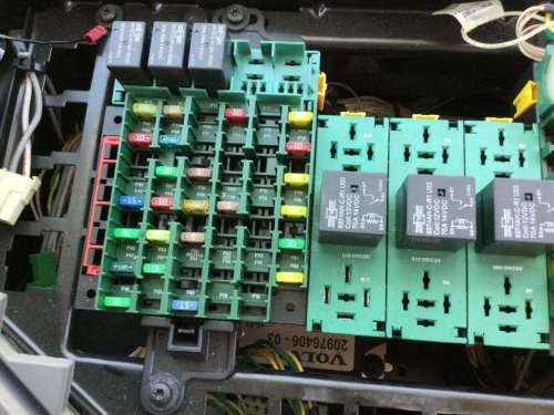 small resolution of 2011 volvo vnl fuse box