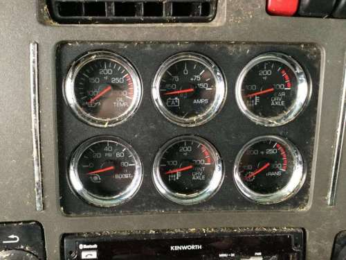 small resolution of 2017 kenworth t880 instrument cluster