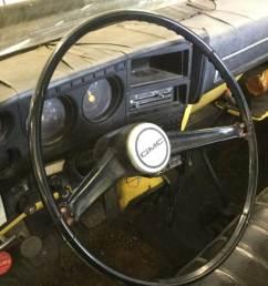 1982 gmc 6000 steering column [ 1024 x 768 Pixel ]