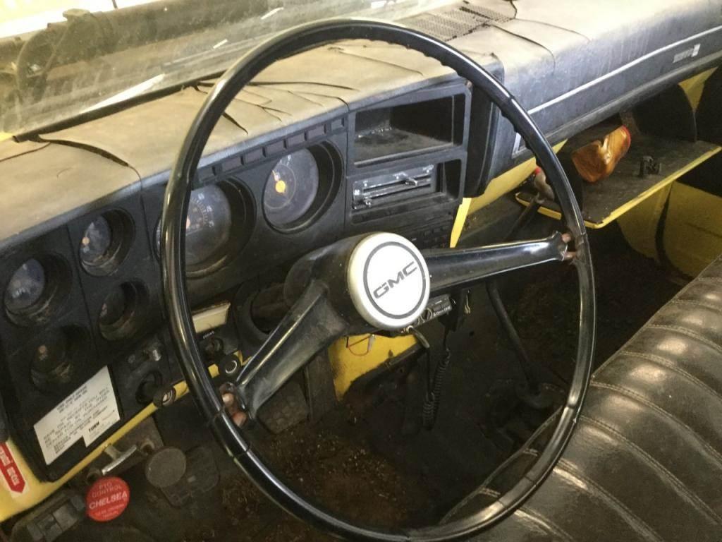hight resolution of 1982 gmc 6000 steering column