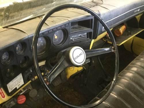 small resolution of 1982 gmc 6000 steering column