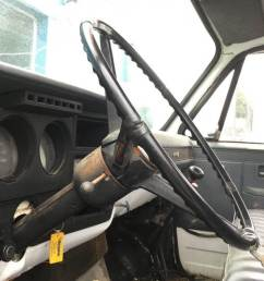1986 gmc 7000 steering column [ 1024 x 768 Pixel ]