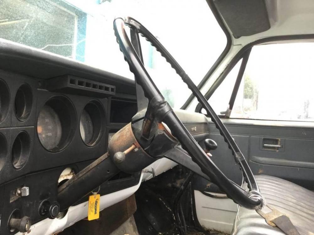medium resolution of 1986 gmc 7000 steering column