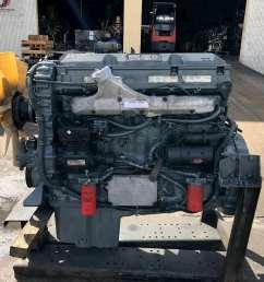 1998 detroit series 60 12 7 engine for sale hialeah fl 003176 mylittlesalesman com [ 1024 x 768 Pixel ]