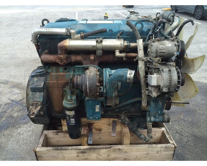 International 4300 Dt466 Engine Parts Manual