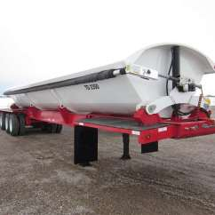 Dump Trailers For Sale Leviton Single Pole Switch With Pilot Light Wiring Diagram 2017 Loewen Puma Td2350 Side Trailer