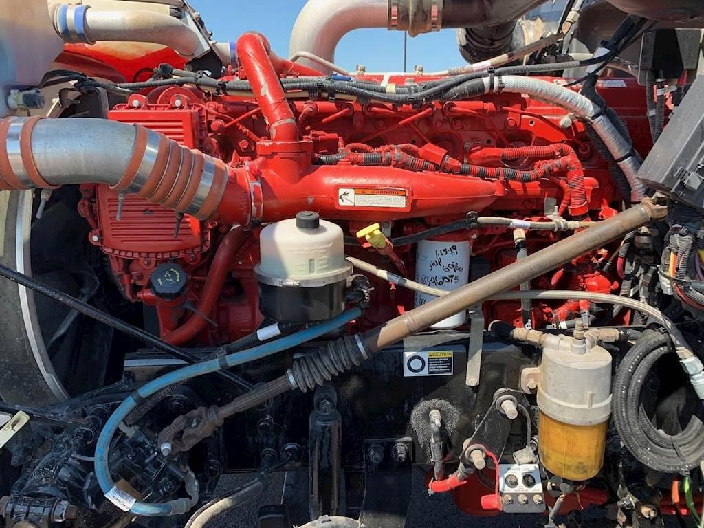 hight resolution of 2013 peterbilt 367 sleeper semi truck cummins isx15 485hp manual