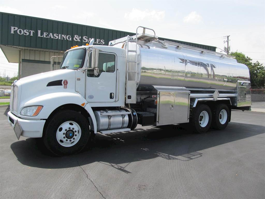 hight resolution of kenworth gasoline fuel truck for sale miles jpg 1024x768 kenworth t370 specifications