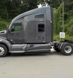 2016 kenworth t680 sleeper semi truck [ 1024 x 768 Pixel ]
