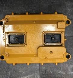 2004 caterpillar c7 engine control module ecm 70 pin part 1964170 275hp [ 1024 x 768 Pixel ]