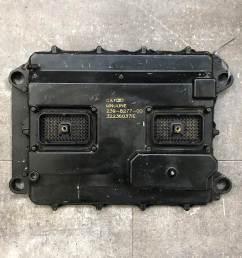 caterpillar c7 engine part 239 8277 00 70 pin ecm  [ 1024 x 768 Pixel ]