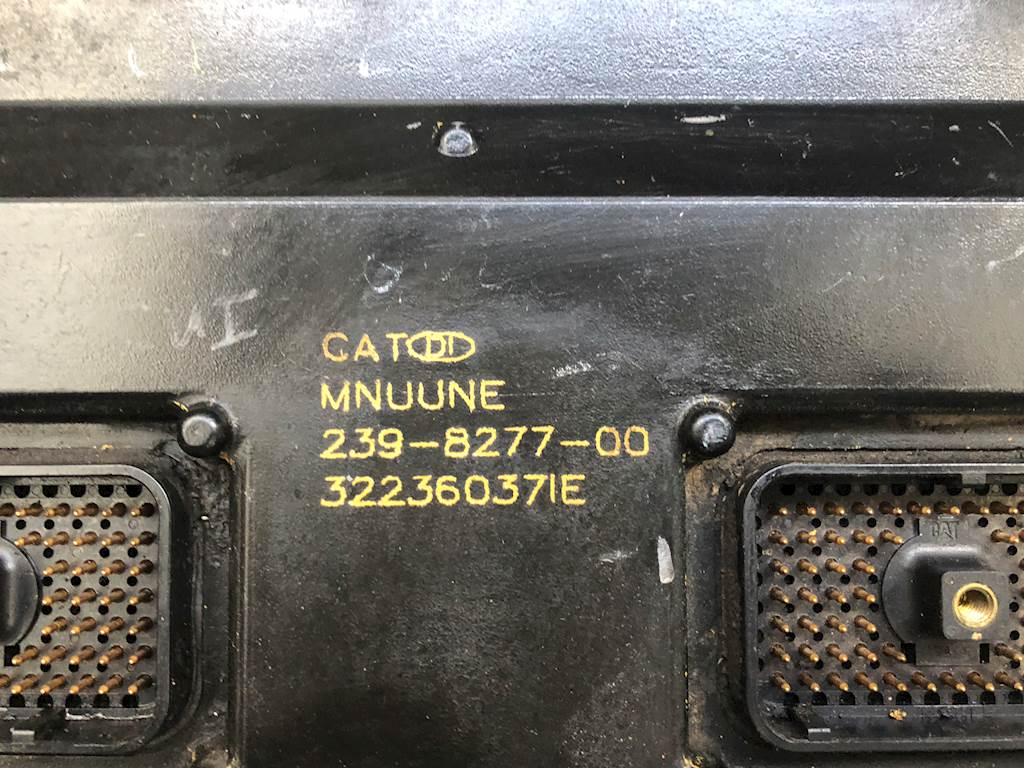 hight resolution of caterpillar c7 engine part 239 8277 00 70 pin ecm