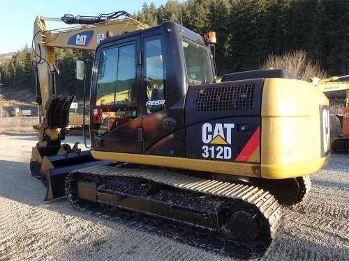 small resolution of 2013 caterpillar 312d excavator