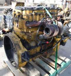 caterpillar c7 acert engine for a 2005 freightliner m2 106 [ 1024 x 768 Pixel ]