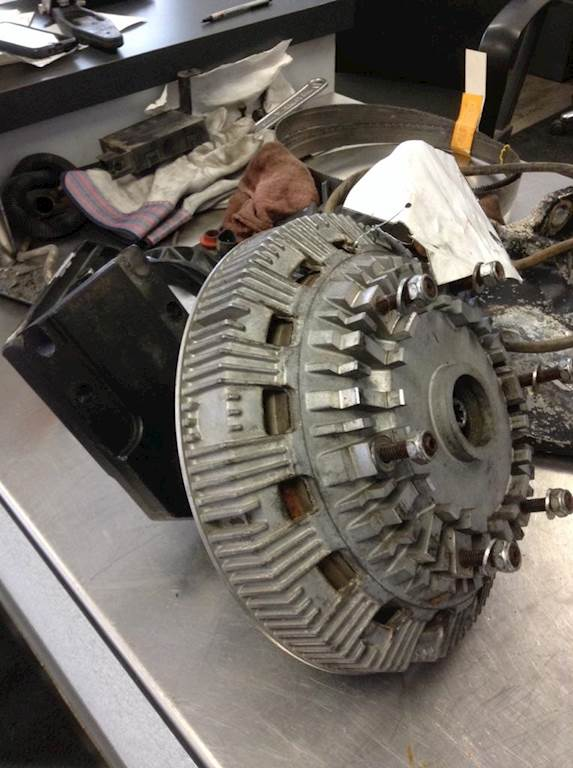 Paccar Mx 13 Fan Clutch For A 2015 Kenworth T680 For Sale