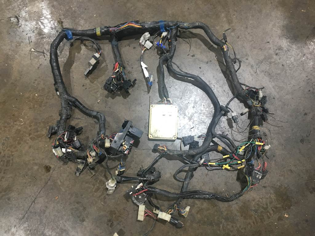 hight resolution of 1991 mitsubishi fuso diesel engine cab to ecm wireharness for mitsubishi engine wiring harness