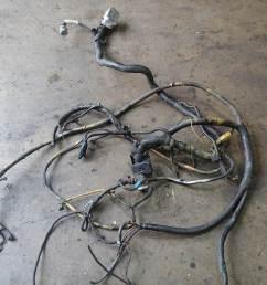 caterpillar c10 70 pin 3cs serial ecm ecm wire harness 646 0167 02 caterpillar c10 [ 1024 x 768 Pixel ]
