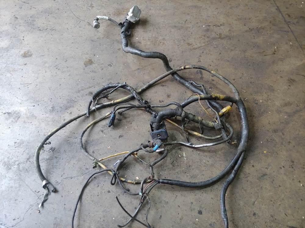 medium resolution of caterpillar c10 70 pin 3cs serial ecm ecm wire harness 646 0167 02 caterpillar c10