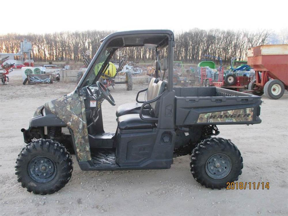 medium resolution of 2013 polaris ranger xp 900 efi utility vehicle