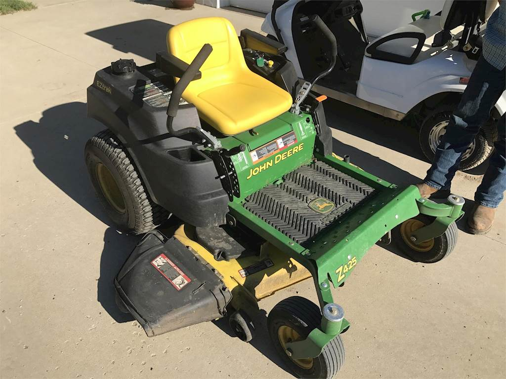 John Deere Z425 Mower Part - john deere z425 parts diagram eztrak