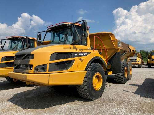 small resolution of volvo a30g articulated truck