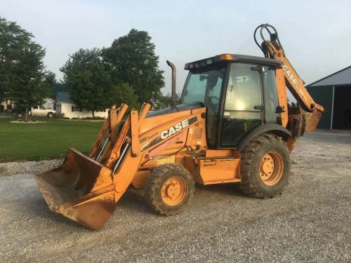 small resolution of 2008 case 580m backhoe