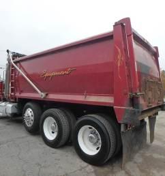 2012 peterbilt 388 dump truck [ 1024 x 768 Pixel ]