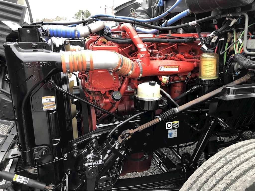 hight resolution of 2013 peterbilt 587 sleeper semi truck cummins isx 425hp manual