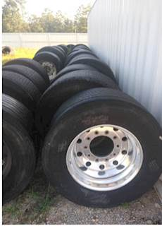 Super Single Tires For Sale : super, single, tires, SUPER, SINGLE, TIRES, WHEELS, SIZES, MOSTLY, 850-951-0273, Defuniak, Springs,, 9891604, MyLittleSalesman.com