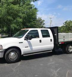 2005 ford f350 sd xl single axle mechanic service truck powerstroke 6 0l automatic [ 1024 x 768 Pixel ]