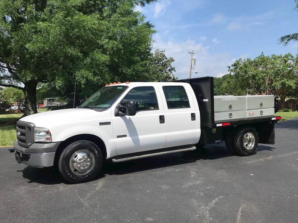 medium resolution of 2005 ford f350 sd xl single axle mechanic service truck powerstroke 6 0l automatic