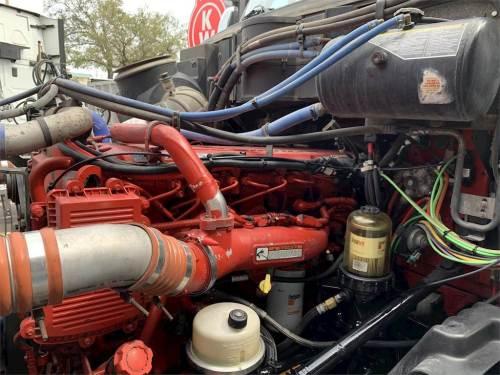 small resolution of 2013 peterbilt 587 sleeper semi truck cummins isx15 450hp manual