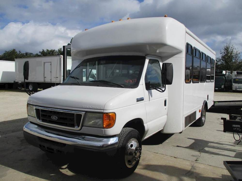 medium resolution of 2006 ford e 450 bus