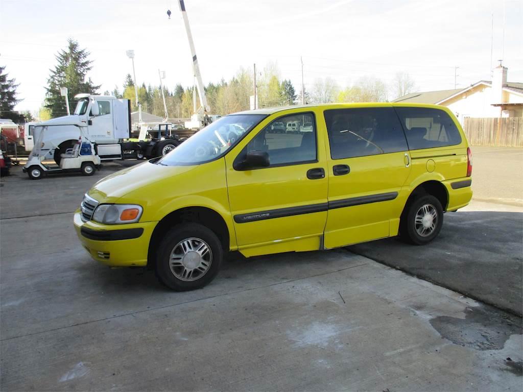 hight resolution of 2002 chevrolet venture passenger van