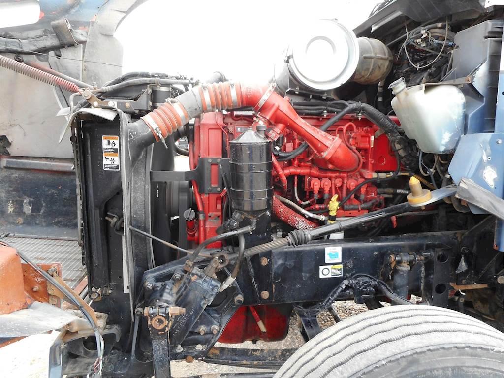 hight resolution of 2007 kenworth t800b tandem axle day cab truck cummins isx500 500hp manual