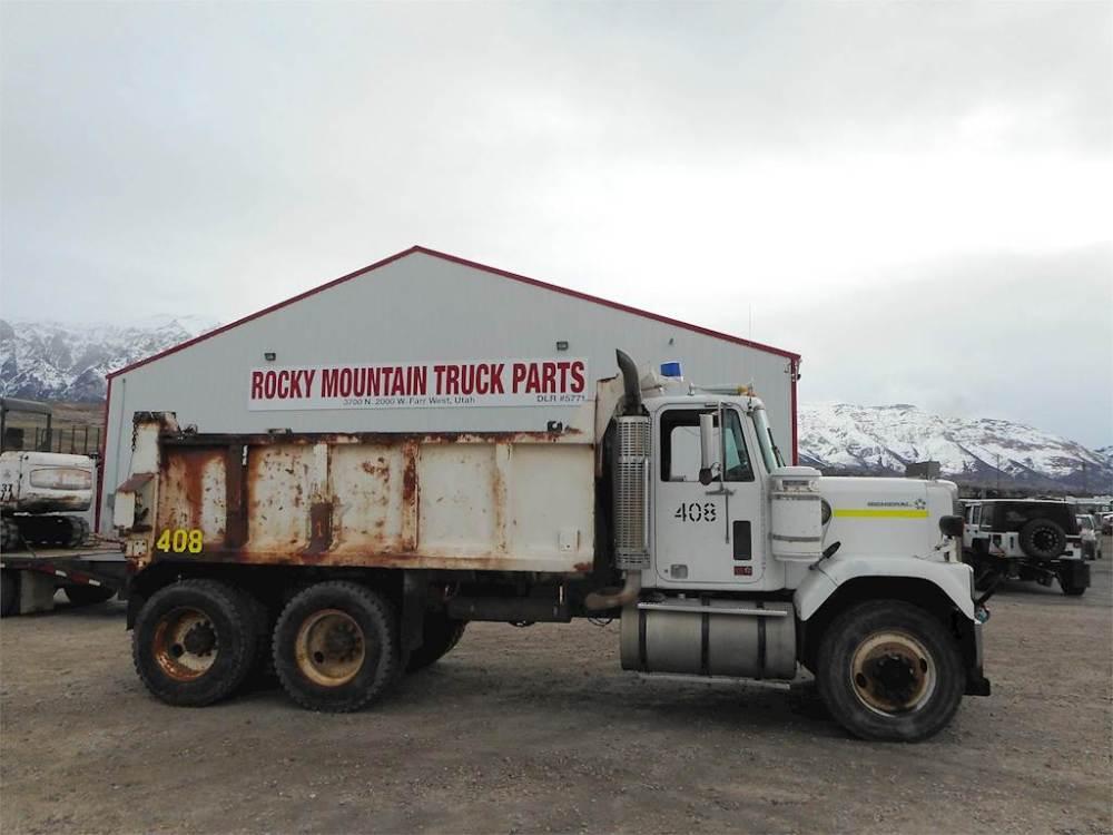 medium resolution of 1985 gmc general tandem axle dump truck cummins ntc400bc3 400hp manual for sale 143 831 miles ogden ut 609097 gmc mylittlesalesman com