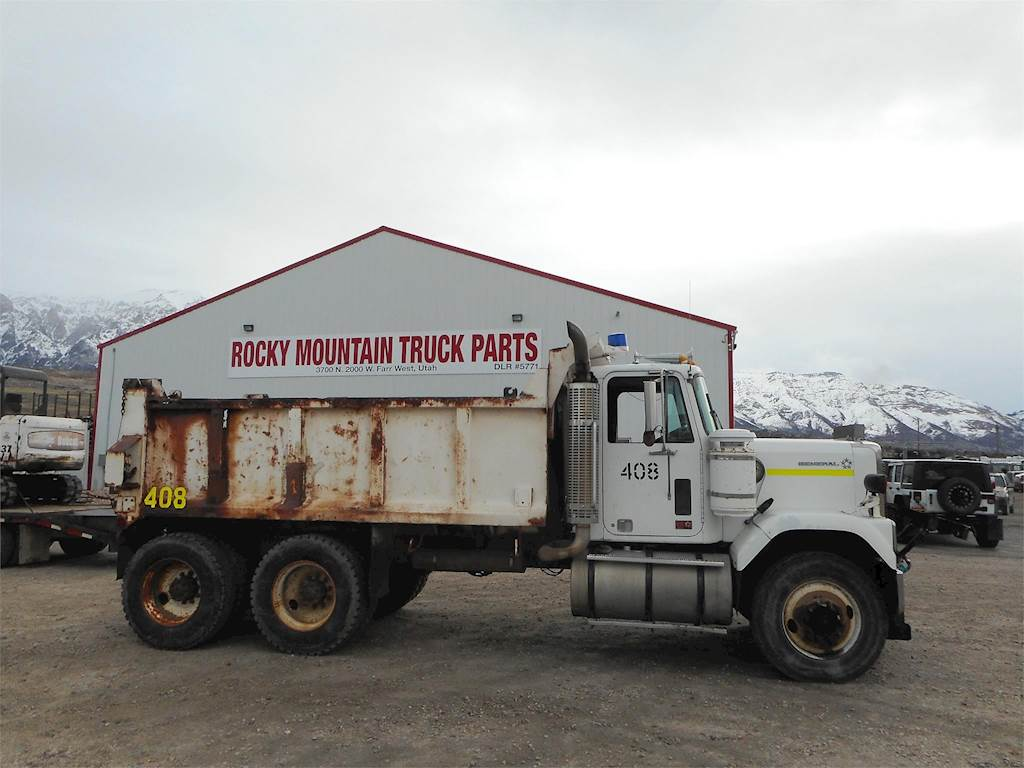 hight resolution of 1985 gmc general tandem axle dump truck cummins ntc400bc3 400hp manual for sale 143 831 miles ogden ut 609097 gmc mylittlesalesman com