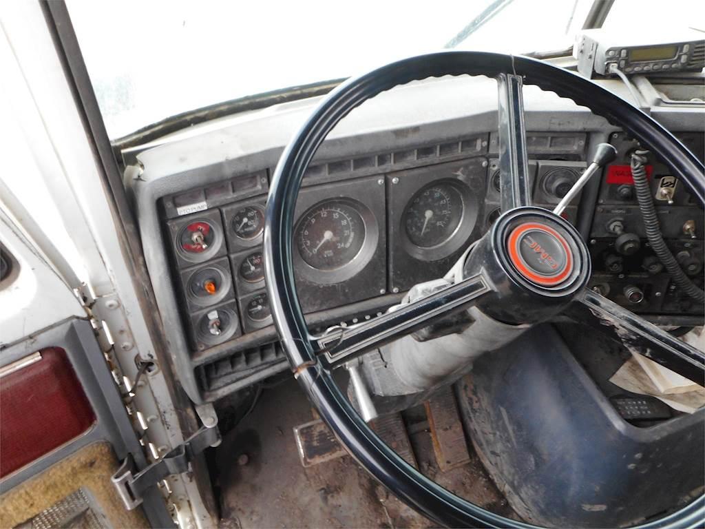 hight resolution of 1985 gmc general tandem axle dump truck cummins ntc400bc3 400hp manual