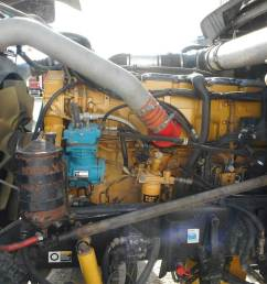 2007 kenworth w900l sleeper semi truck caterpillar c15 acert 475hp manual [ 1024 x 768 Pixel ]